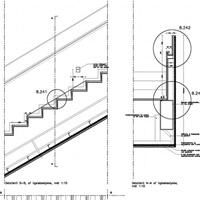 spiral staircase cad drawings - Free Download