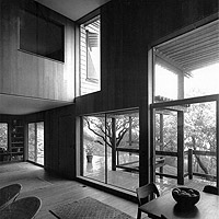 ArchitectureWeek - Design - Esherick\'s Cary House - 2010.0310