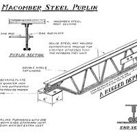 ArchitectureWeek - Building - Open-Web Steel Joists - 2010.0707