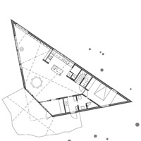 Small Triangle House Plans House Plans