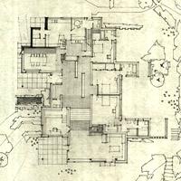 Hist archisectionb maison carre square house for Plan maison carre